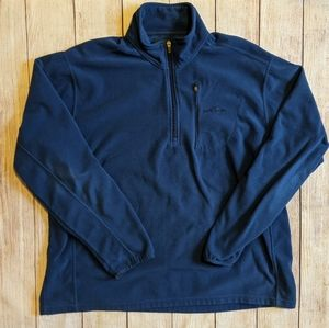 Eddie Bauer 1/4 Zip Fleece with Chest Pocket